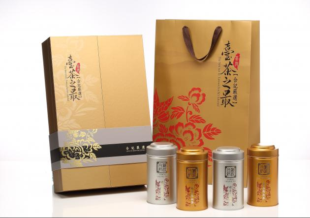 臺茶之最禮盒 1