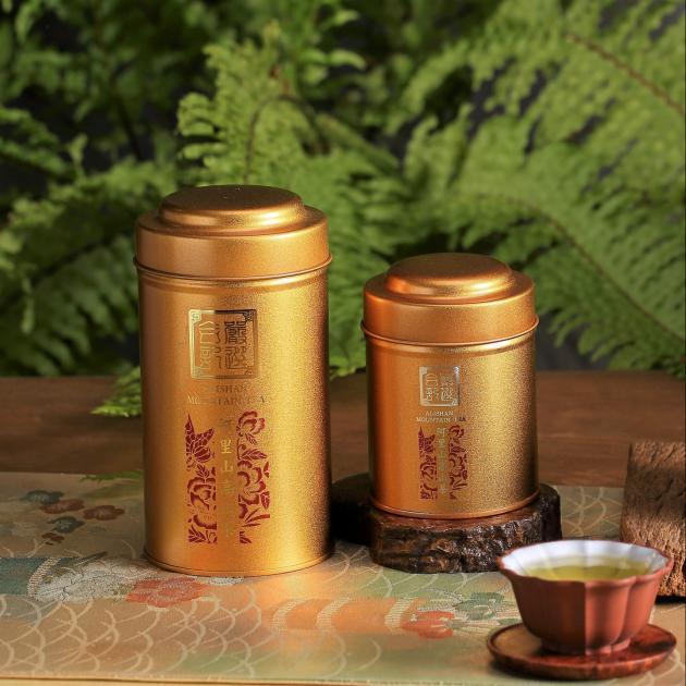 阿里山花香高山茶75g 2