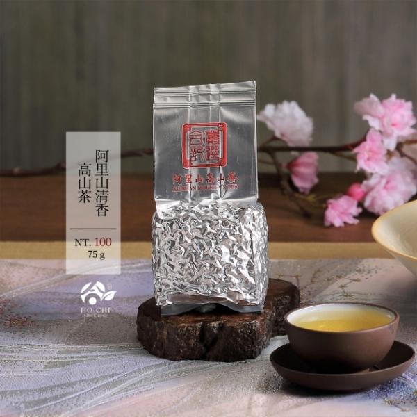 阿里山清香高山茶75g 1