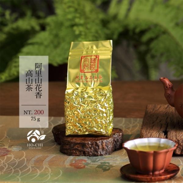 阿里山花香高山茶75g 1