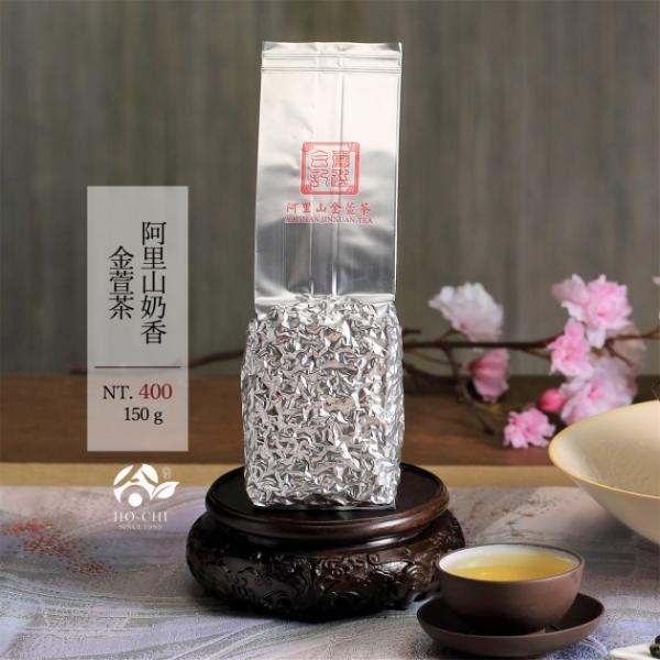 阿里山奶香金萱茶150g 1