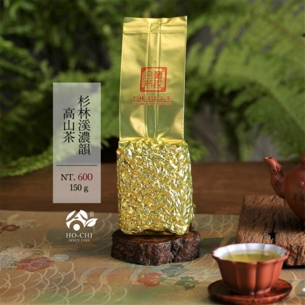 杉林溪濃韻高山茶150g 1