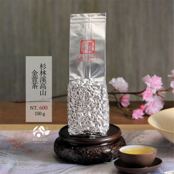 杉林溪高山金萱茶150g 1