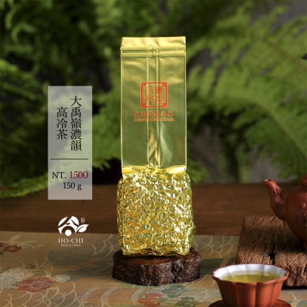大禹嶺濃韻高冷茶150g 1