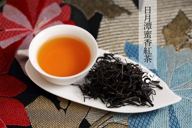 日月潭蜜香紅茶75g 3