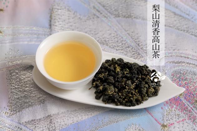 梨山清香高山茶150g 3