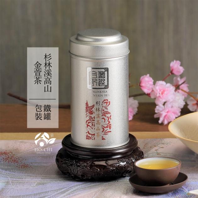 杉林溪高山金萱茶150g 2
