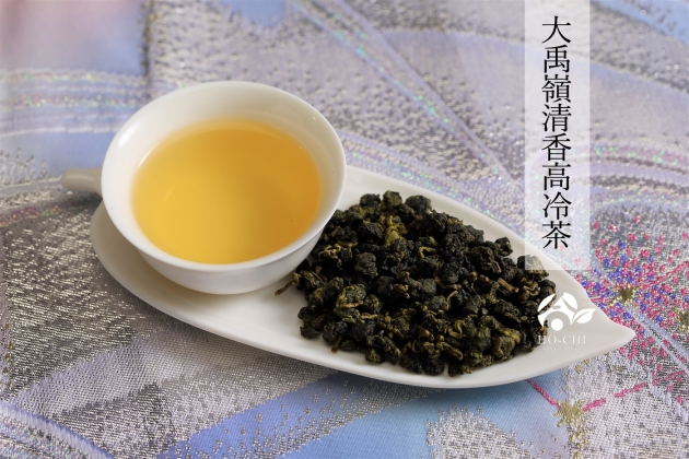 大禹嶺清香高冷茶150g 3