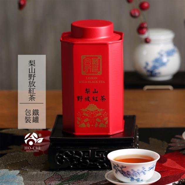 梨山野放紅茶75g 2
