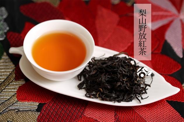 梨山野放紅茶75g 3