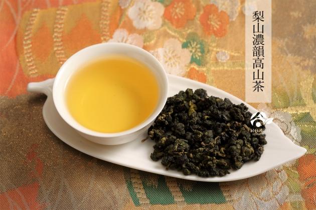 梨山濃韻高山茶150g 3