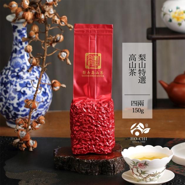 梨山特選茶禮(二入裝) 1