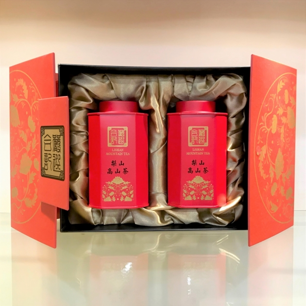 清揚山韻茶禮(特選梨山茶) 2