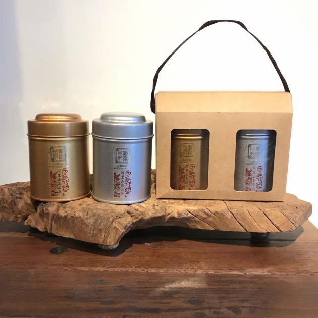山巒濃韻小茶禮(烏龍茶+凍頂茶) 2